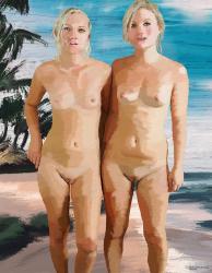 Nude Twins