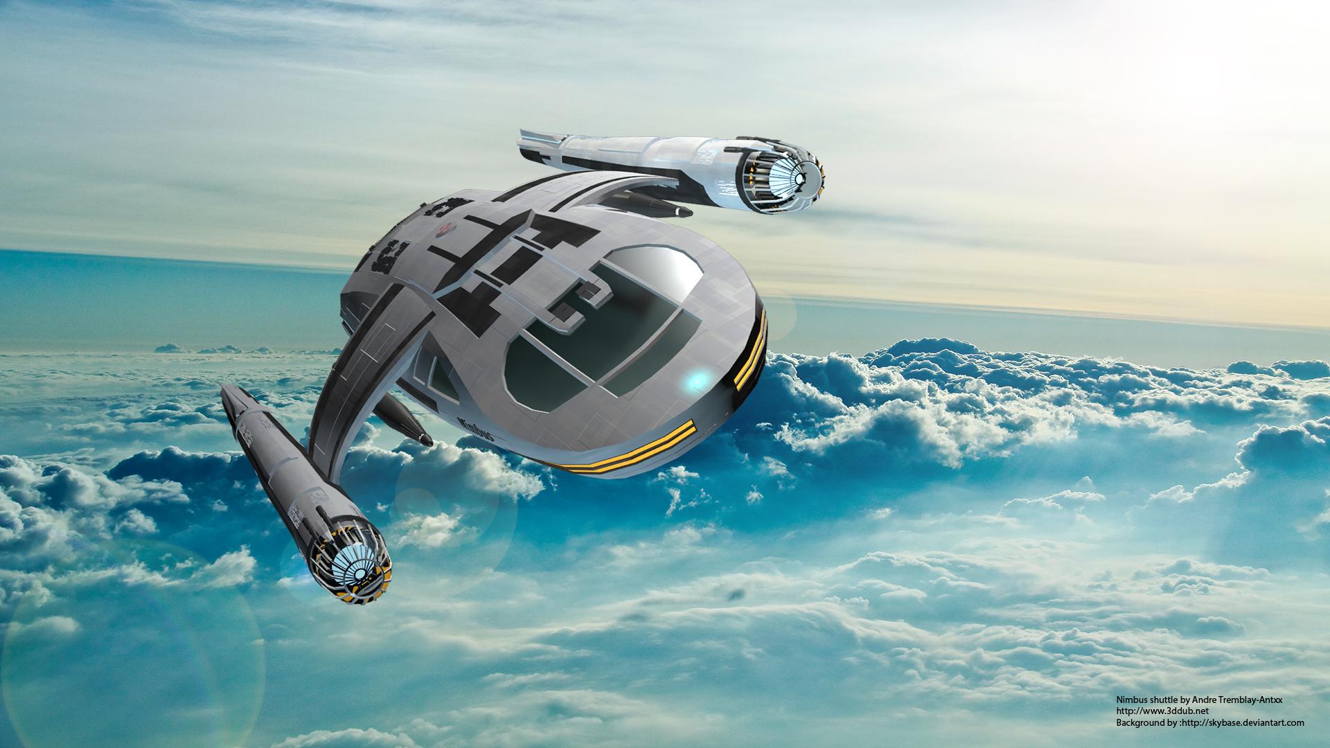 Nimbus shuttle
