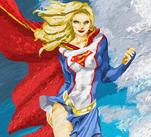 DC Supergirl
