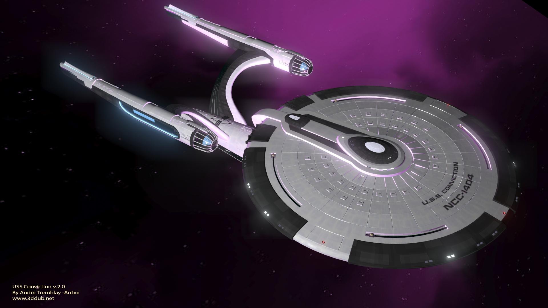 USS Conviction version 2.0